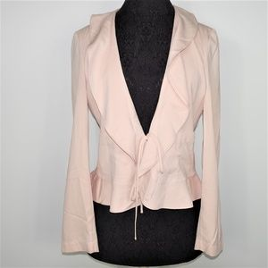 DKNY Cardigan Sweater Tie Front